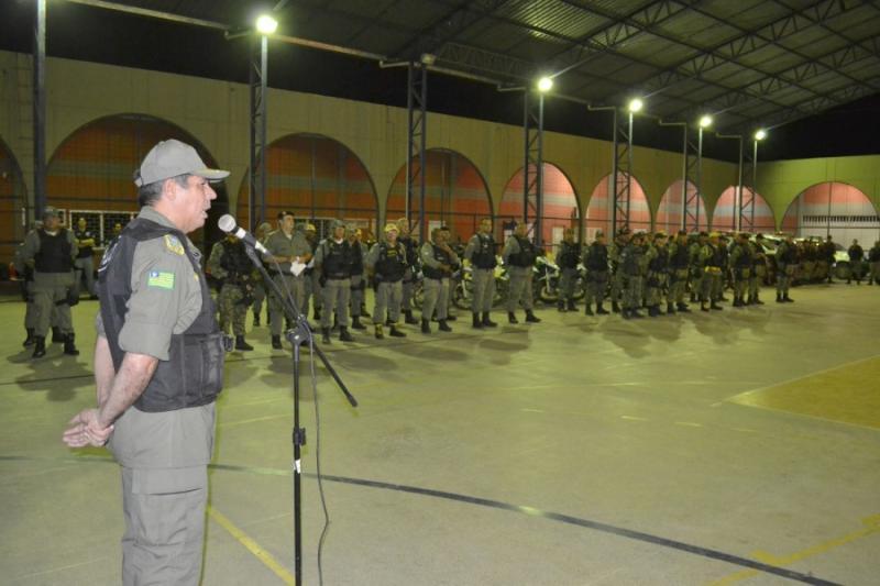 Polícia Militar do Piauí tem novo comandante