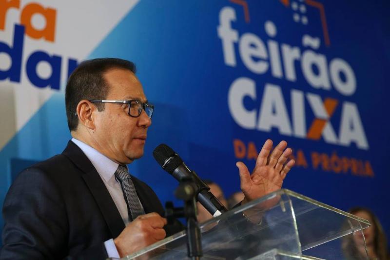 Piauiense Nelson Souza assume presidência da Caixa Econômica