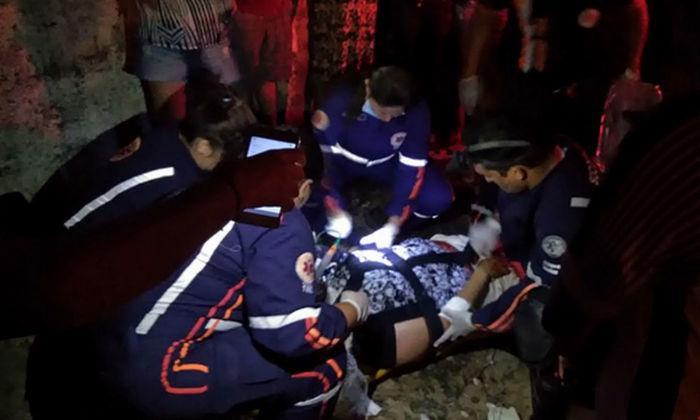 Cantora piauiense sofre grave acidente no litoral