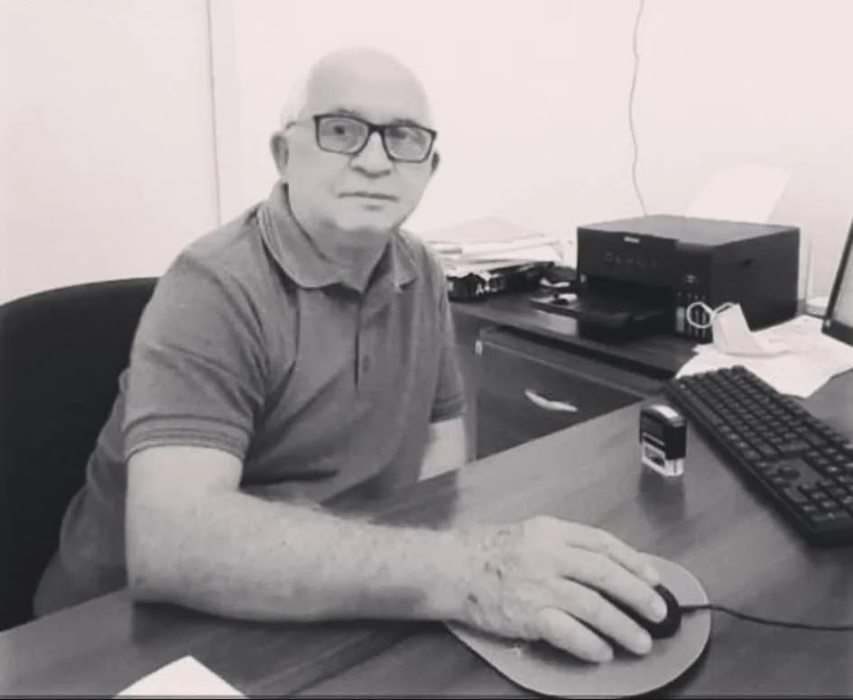 Secretário de Educação de Nazária morre vítima de Covid-19