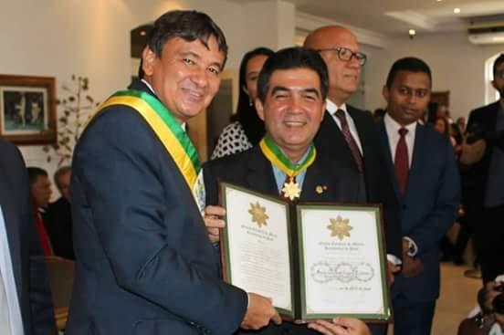 Francisco Limma deixa a SDR e será o novo líder do governo  na Assembléia Legislativa