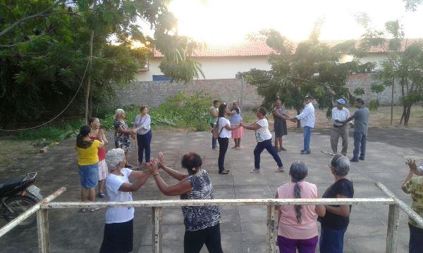 Serviço de convivência de Colônia do Gurgueia promove atividades para os idosos