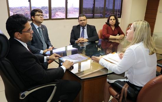 OAB e MP estudam criação da Rede Estadual de Direitos Humanos