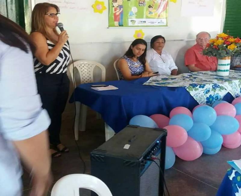 Secretária de Assistência Social lança programa Criança Feliz e Semana do Bebê em Demerval Lobão