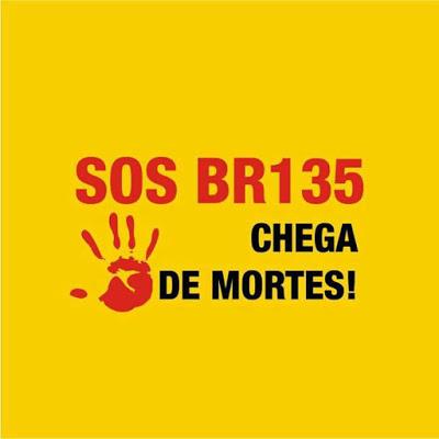 Grupos SOS BR-135 vão protestar no Encontro das Cidade em Gilbués