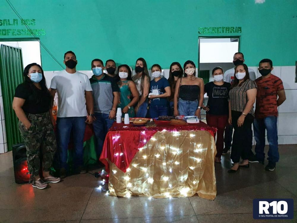 Escola Delfina Queiroz confirma participação de estudantes no Enem 2021