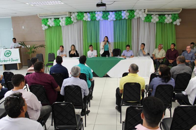 Partido Verde realizará ato de filiações e encontro de lideranças