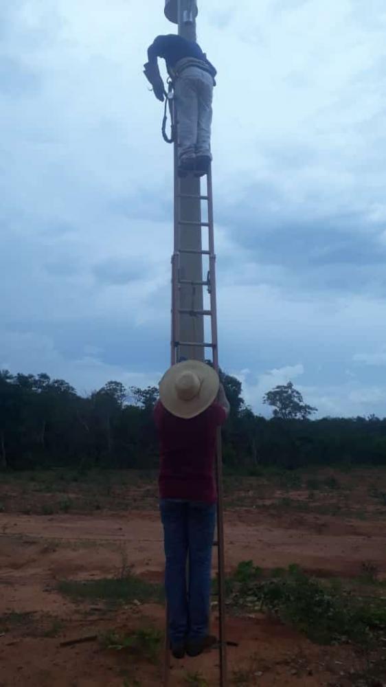 Prefeitura de Santa Filomena resolve problema de energia na área rural