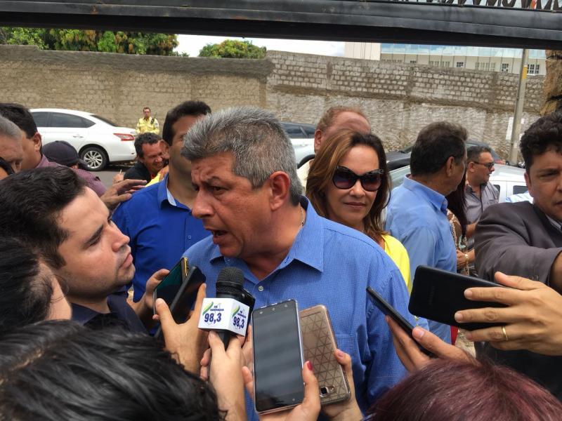 Ex-governador Zé Filho se filia ao PSDB e reforça grupo de oposição