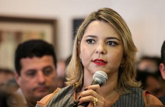 Janaínna Marques inaugura obra sexta-feira em Matias Olímpio