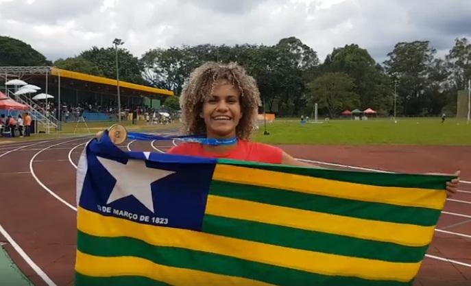 Piauiense garante vaga para mundial sub-18 no Marrocos