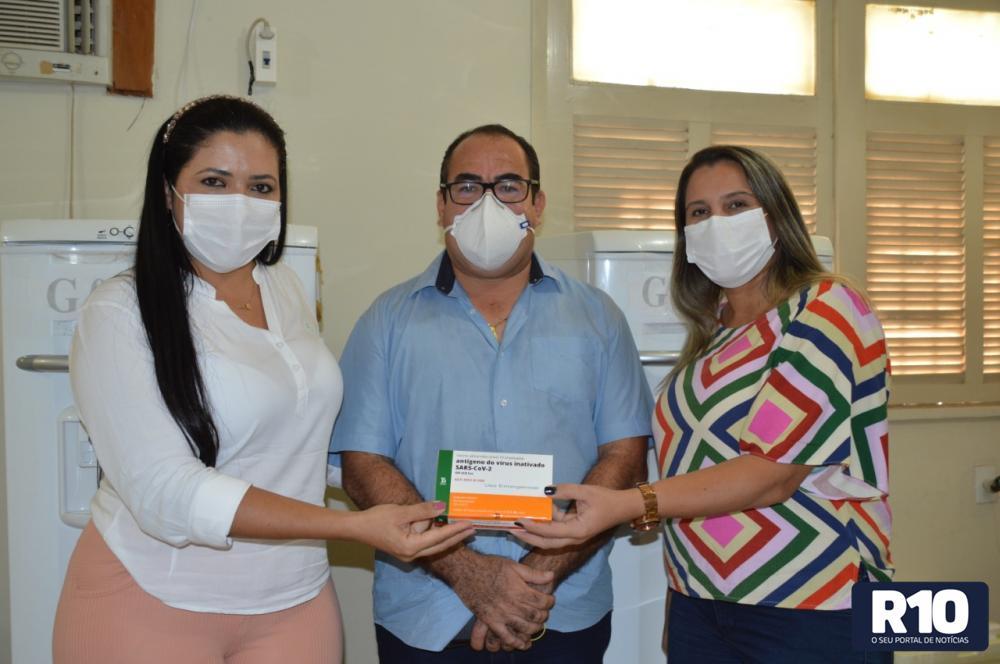 Vacinação contra Covid-19 começará amanhã em Gilbués