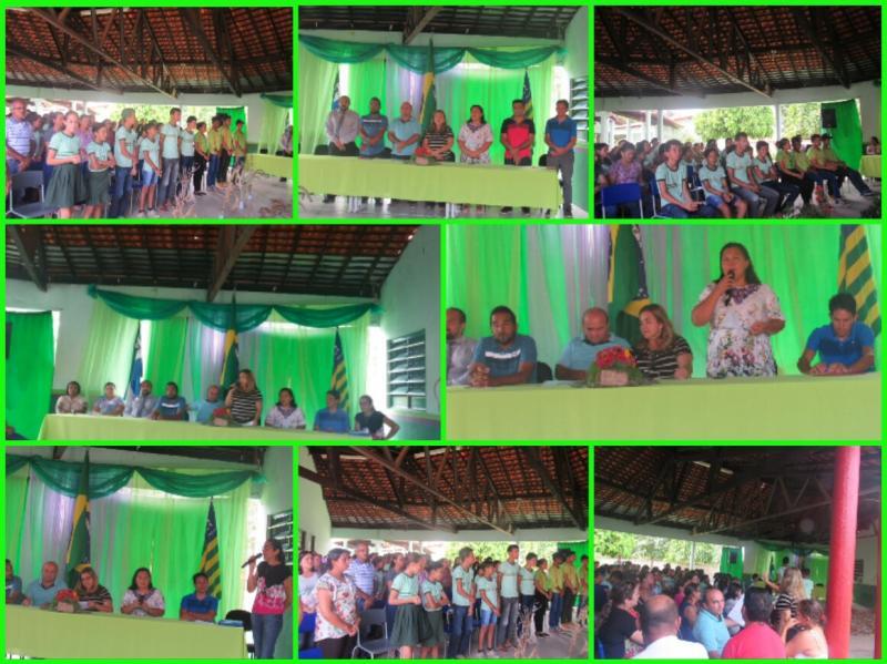 V Conferência Municipal de Educação e do Meio ambiente foi realizada em São João do Arraial