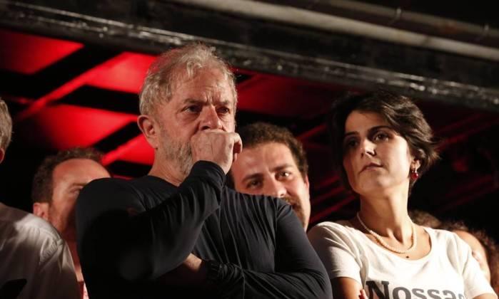 Advogados entram com recurso para evitar prisão de Lula