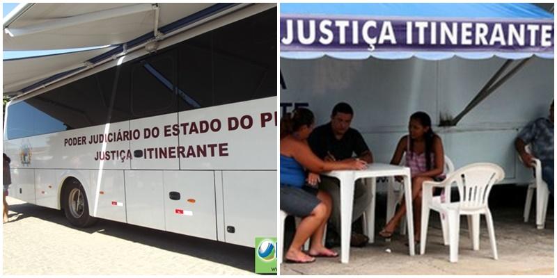 Justiça Itinerante fará atendimentos em Cabeceiras do Piauí