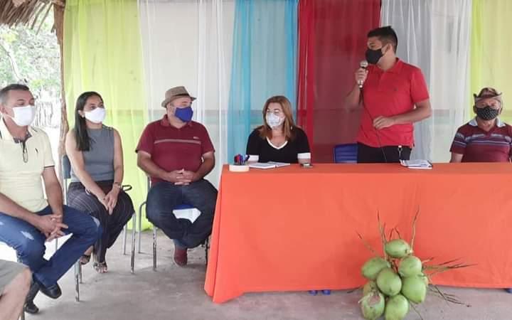 Teve início a Caravana comunitária participativa de São João do Arraial