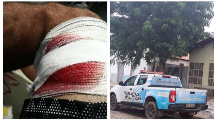 Homem é baleado durante tentativa de assalto em São João do Arraial