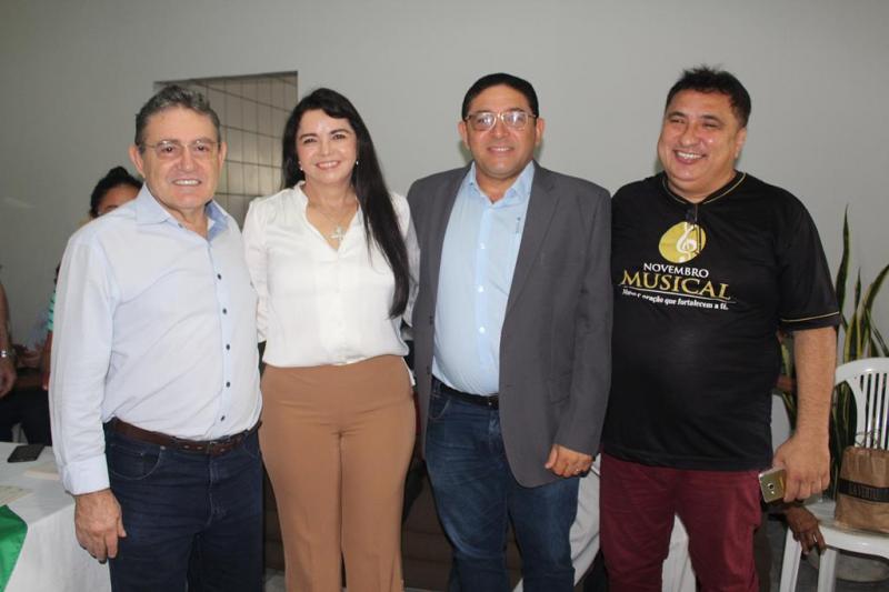 Novos correligionários para o PV do Piauí