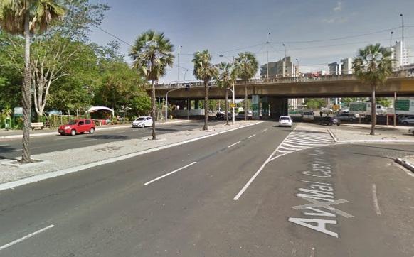 Trânsito embaixo da ponte JK será interditado neste fim de semana