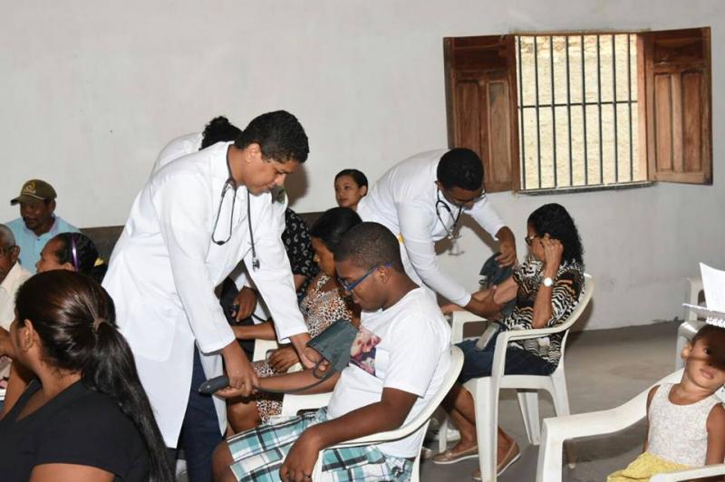 Secretaria de Desenvolvimento Social realiza ação social no bairro Irapuá II