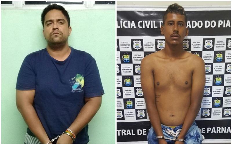 Operação prende dupla acusada de roubar R$ 65 mil de residência no Piauí