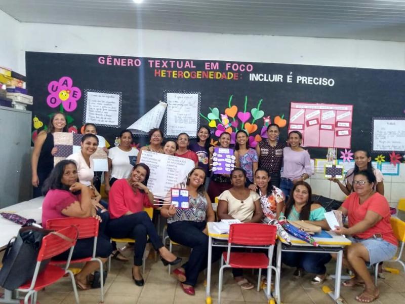 SEMEEC realiza formação de professores da rede municipal no PNAIC