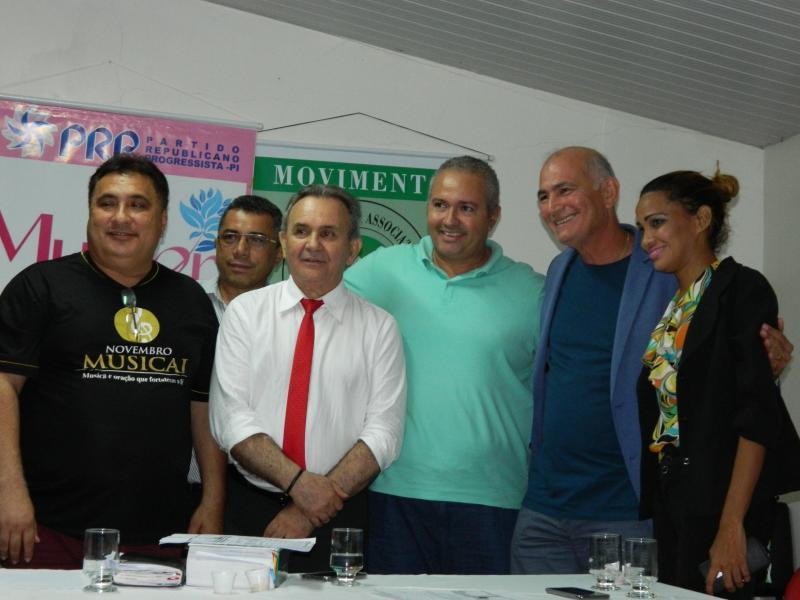 Odonias Leal é pré-candidato a deputado federal pelo PRP