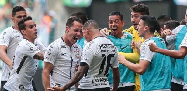 Corinthians  é campeão paulista 2018