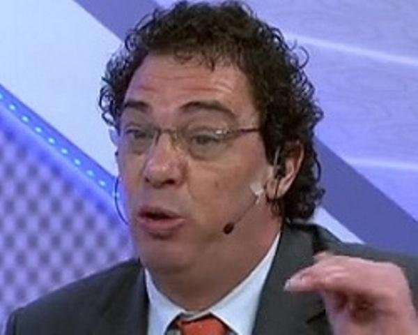 Comentarista Casagrande vai para hospital durante a final do Paulistão