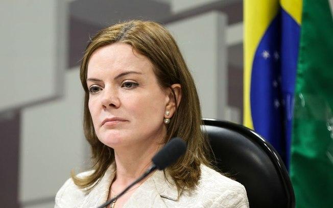 Lula indica senadora Gleisi Hoffmann como sua porta-voz