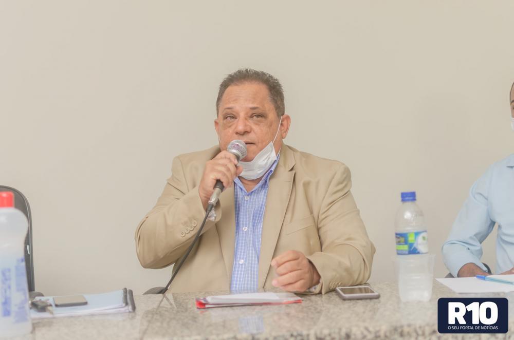 Prefeito marca presença na abertura do ano legislativo em Santa Filomena