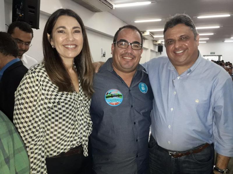 Ex-candidato a prefeito de Gilbués participa de evento de filiação do Progressistas