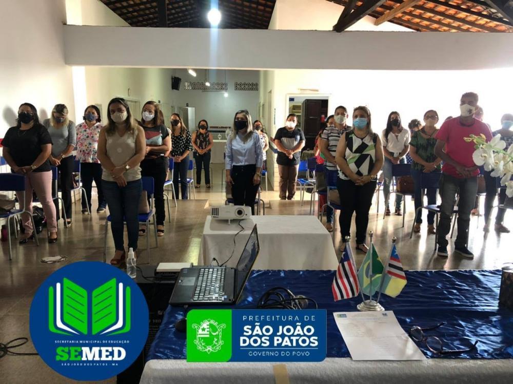 SEMED realiza 1º encontro de gestores e coordenadores municipais