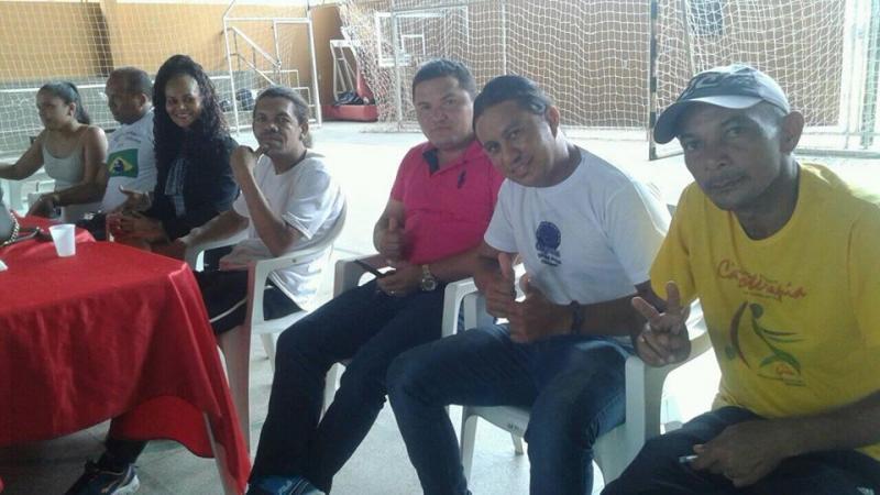 Secretaria de Cultura participa de Simpósio sobre história da capoeira em Floriano