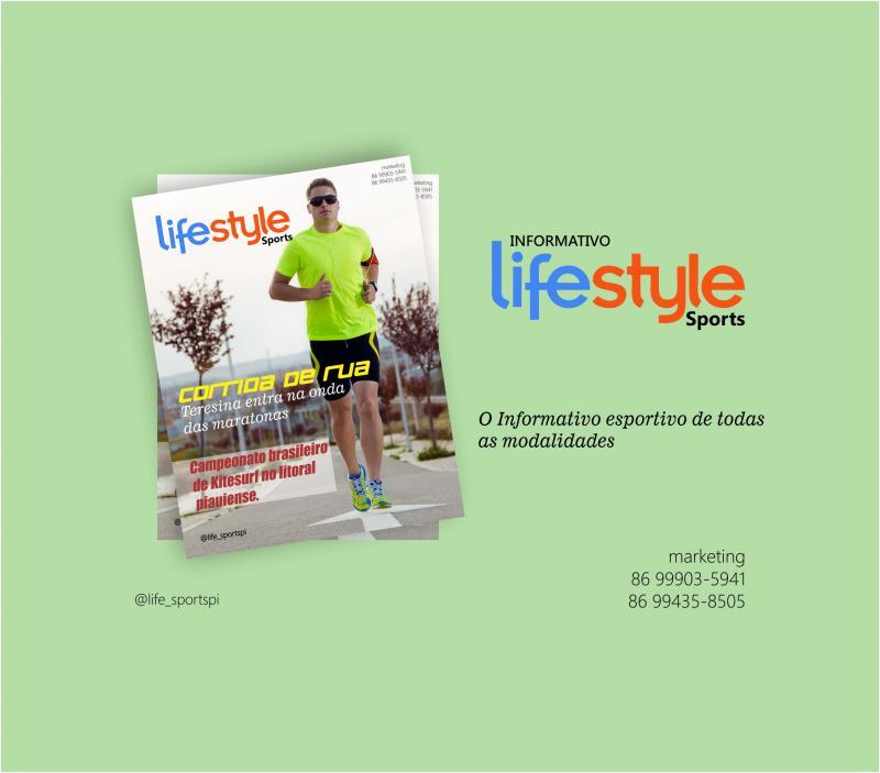 Teresina ganha informativo Life Style Sports