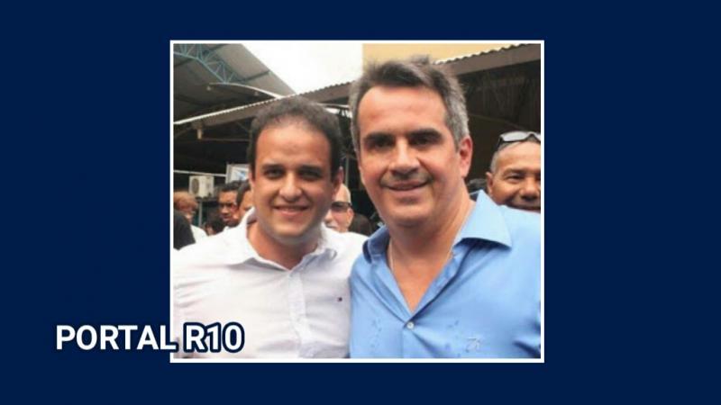 Presidido nacionalmente pelo piauiense Ciro Nogueira, PP passa a ser o 2º maior partido do Brasil
