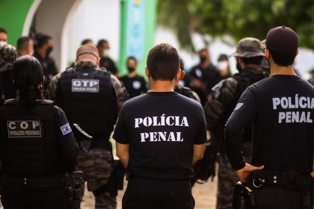 Foto: Thanandro Fabrício/Sejus