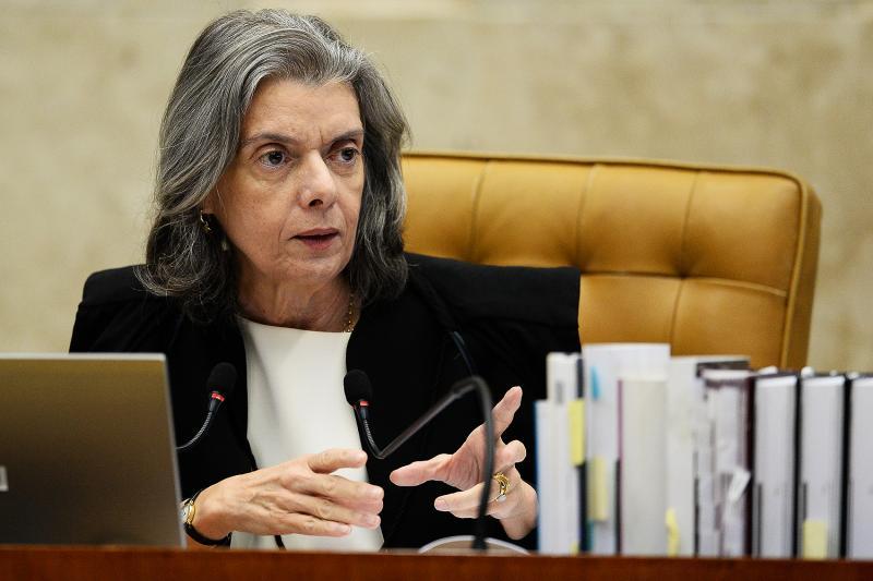 Cármen Lucia assumirá a Presidência do Brasil nesta sexta-feira