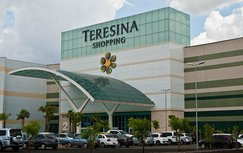 Teresina shopping - Foto: Wagner Setubal
