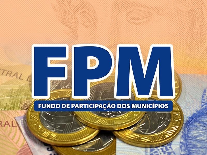 Cofres municipais recebem primeiro FPM de abril hoje