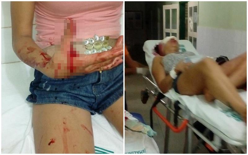 Mulher agride amante do marido após flagrar os dois juntos no Piauí