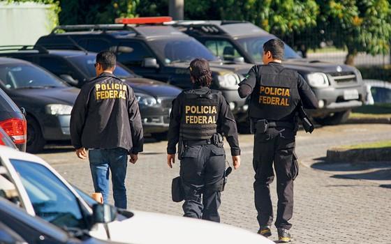 Polícia Federal faz operação contra doações eleitorais suspeitas