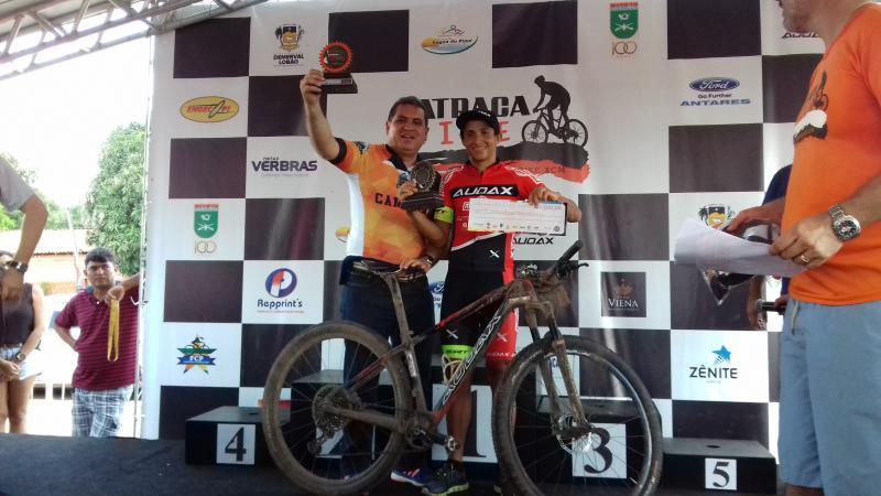 Demerval Lobão | Prova nacional do 'Catraca RIDE mountain bike 2018' no município; veja