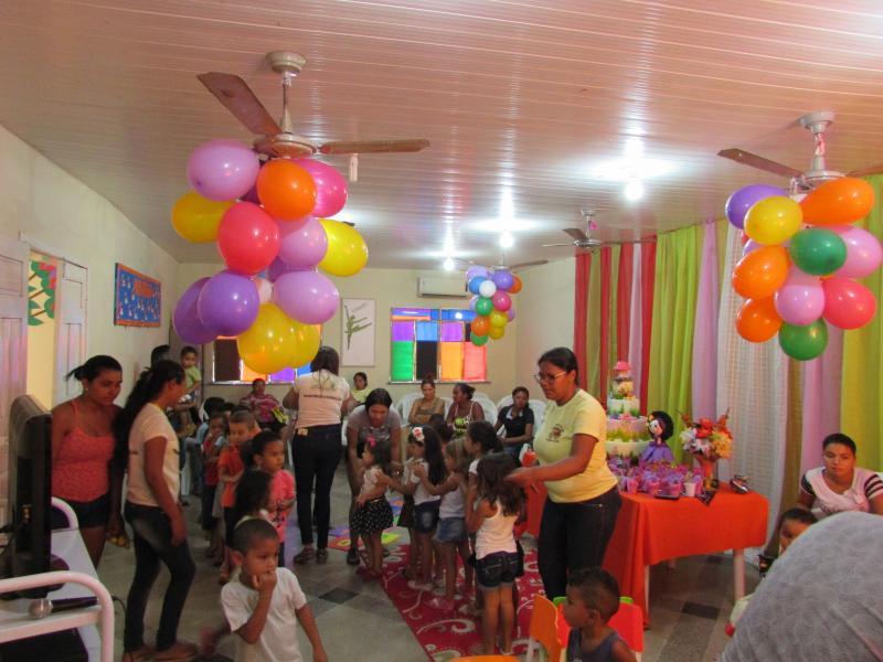 Prefeitura Municipal de Lagoinha do Piaui realiza festa das crianças