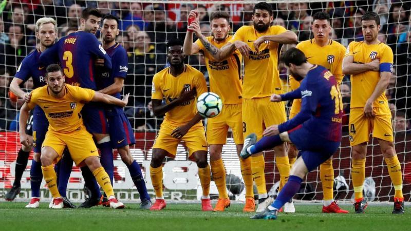 Messi iguala recorde de Ronaldinho no Barcelona; confira