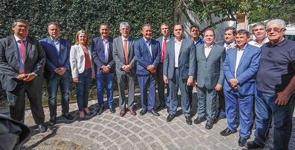 Wellington Dias e outros governadores são impedidos de visitar Lula na cadeia