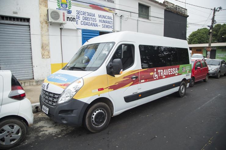 Serviço Travessia garante mobilidade para + de 160 pessoas com deficiência