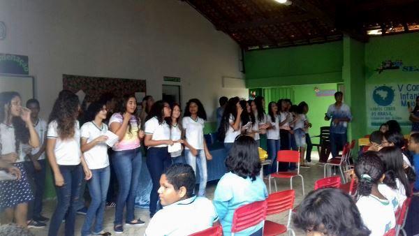 Colônia do Gurgueia-PI: Escola Dom Avelar realiza conferência sobre o meio ambiente