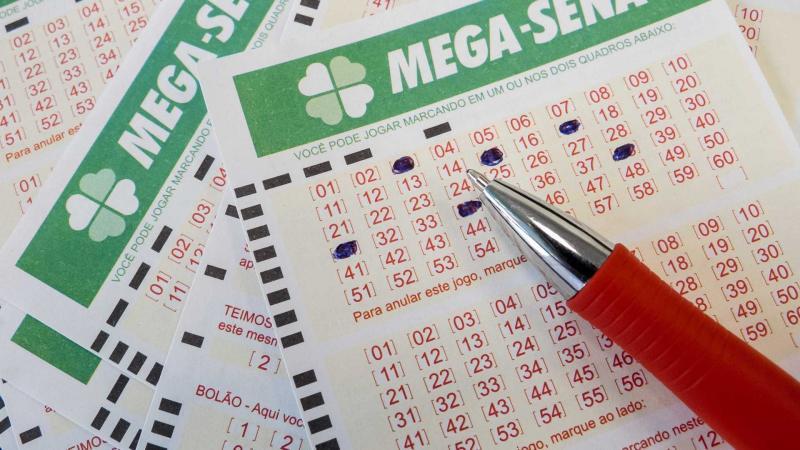Mega-Sena pode pagar 22 milhões nesta quarta-feira