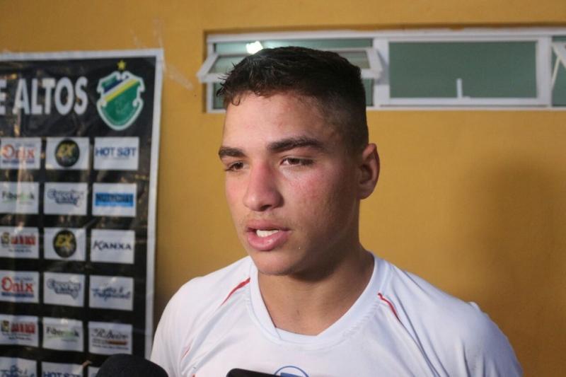 Salgueiro anuncia um dos artilheiros do Campeonato Piauiense 2018 para a série C